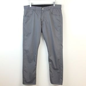 Nike Golf Pants Dark Grey Size 32 x 30